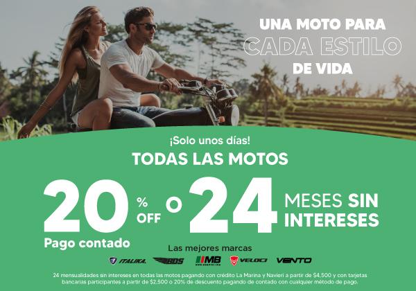 Promo Motos